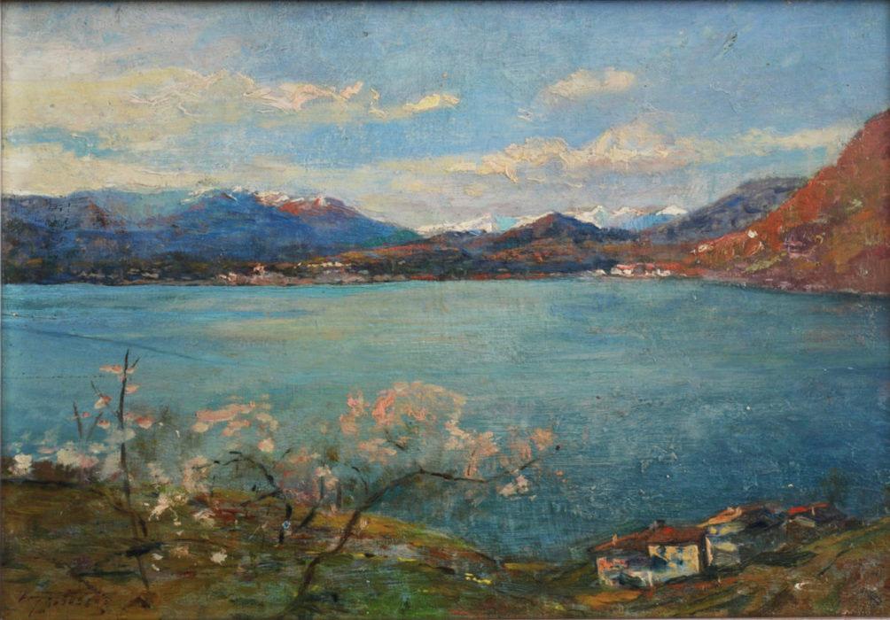 Galbusera Gioachimo Lago Lugano Ticino