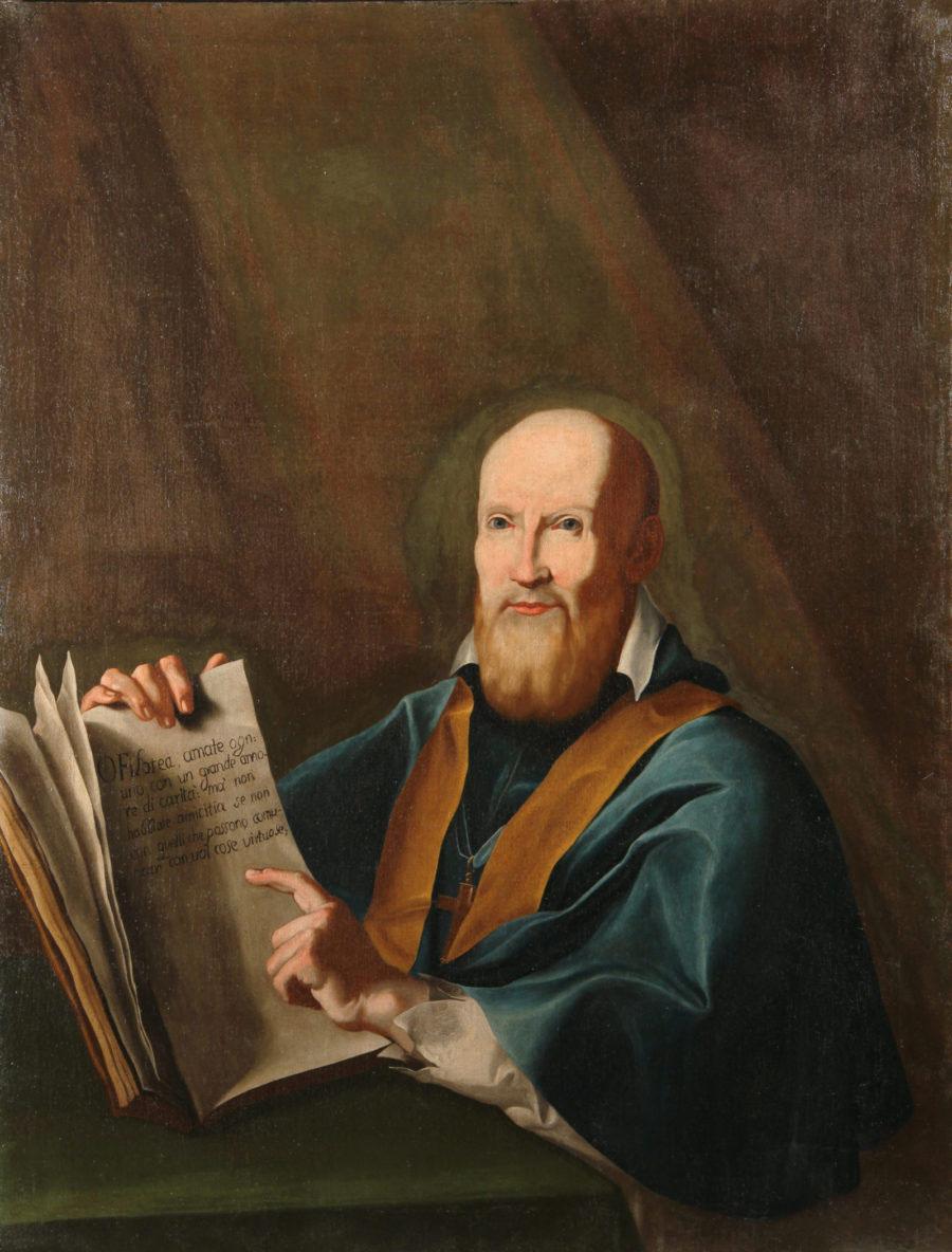 GIUSEPPE ANTONIO PETRINI Carona San Francesco di Sales opera quadro
