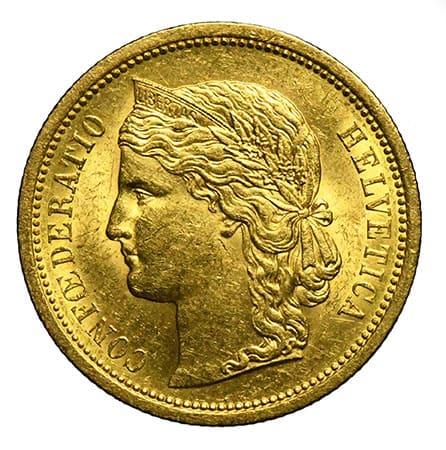 compro vendo marenghi d oro Helvetia
